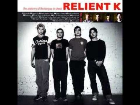 For The Moments I feel Faint- Relient K (with lyrics on screen)