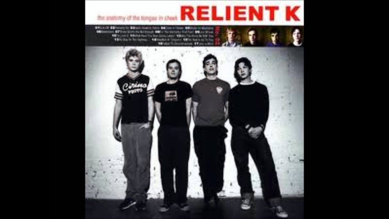 For The Moments I feel Faint- Relient K (with lyrics on screen ...
