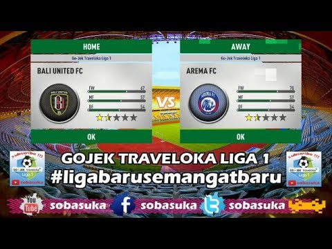 LIVE STREAMING Bali United VS Arema FC - YouTube