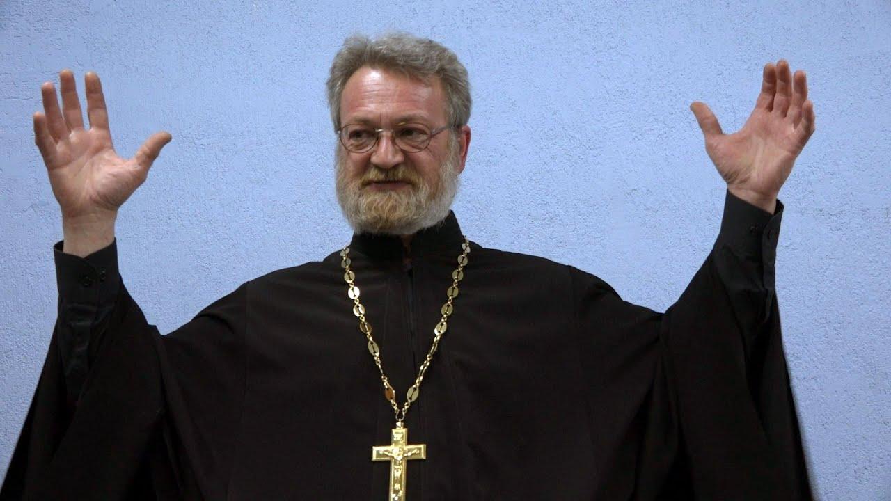 Священник Антоний Лакирев-Вера, религия, Церковь. Беседа с ...