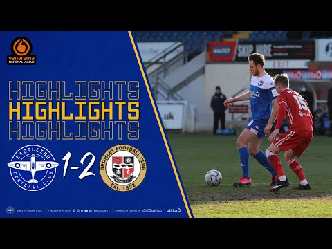 Eastleigh Bromley Goals And Highlights