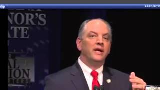 Louisiana governor debate: Dardenne, candidates talk taxes