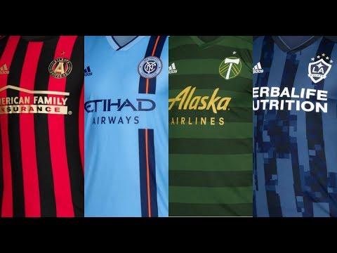 MLS 2019 Kit Drops | All 24 New Kits Ranked