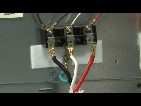 hqdefault frigidaire electric range stove terminal block 5304409888 youtube westinghouse oven element wiring diagram at gsmx.co
