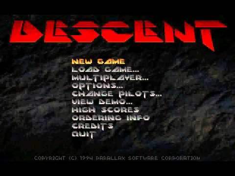 Descent 1 Level 12 Music, XG MIDI Remake