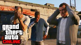 GTA 5 Online - One Year of GTA 5 - DLC Review & Update 1.17 (GTA 5 Online Gameplay)