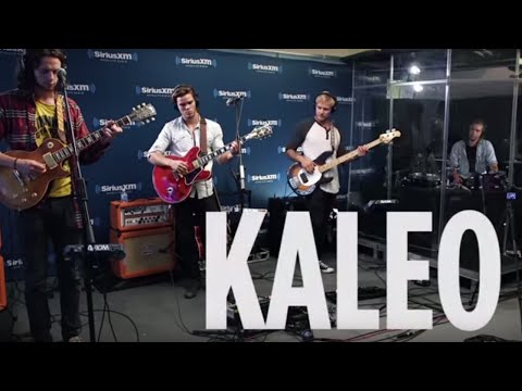 "Kaleo ""Bang Bang"" Cher Cover Live @ SiriusXM // The Spectrum"