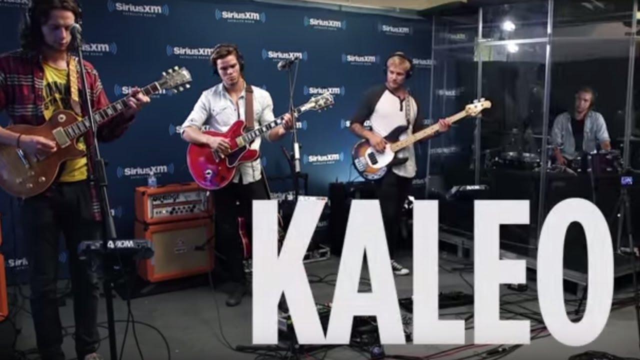 Hear Kaleo perform LIVE on The Spectrum