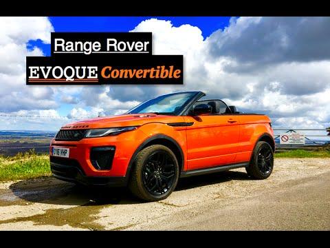 2017 Range Rover Evoque Convertible Review - Inside Lane