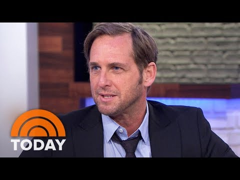 Josh Lucas Talks About Starring In 'Parisian Woman' With Uma Thurman  TODAY