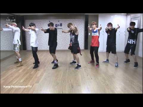BTS - Danger Dance Practice Ver. (Mirrored)