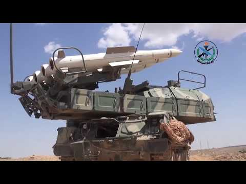 A Visit To The Syrian Air Defense Units