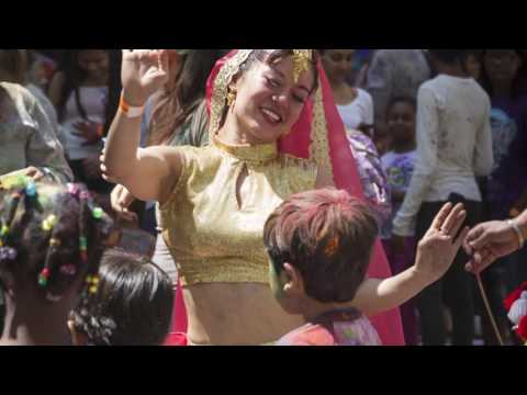 "Jasprit Singh class highlights of "" Bhangra: A Dance of Joy and Celebration """