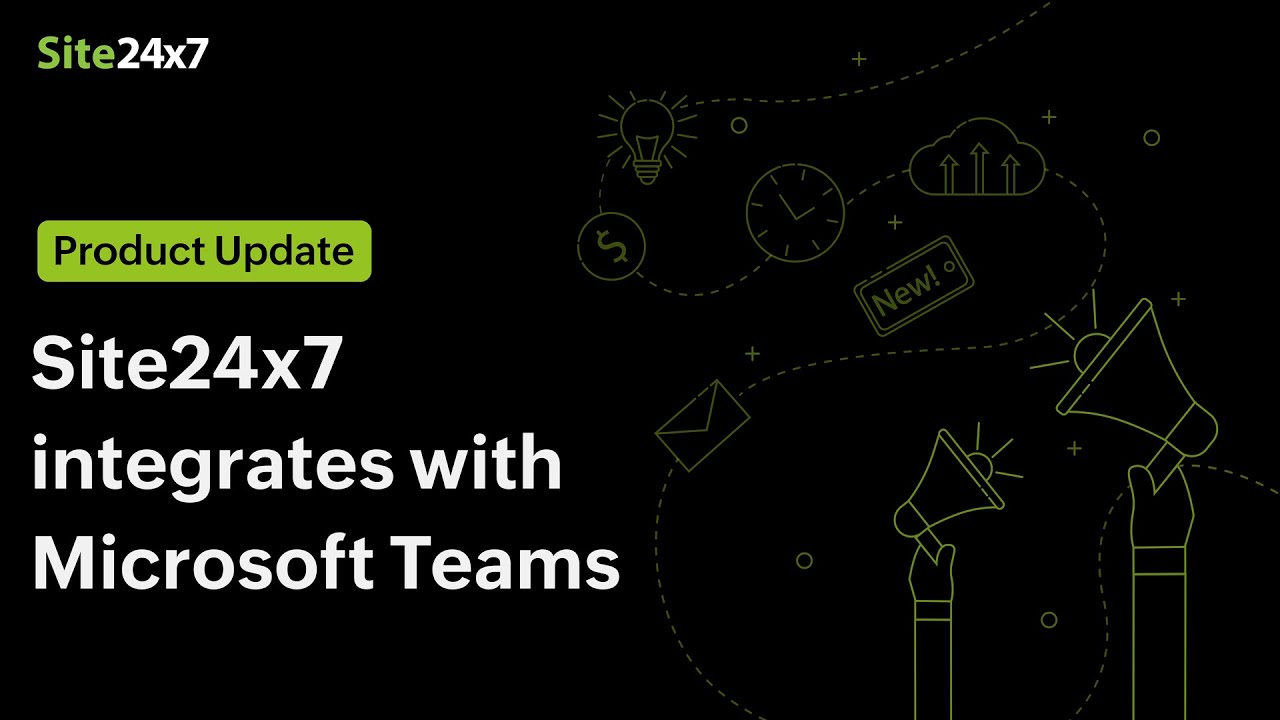 Site24x7 joins forces with Microsoft Teams to enable intelligent DevOps