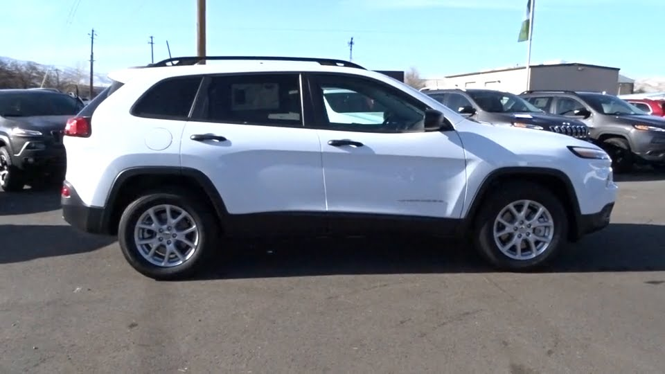 Lithia Jeep Reno >> 2017 JEEP CHEROKEE Reno, Carson City, Northern Nevada, Sacramento, Elko, NV HW568833 - YouTube