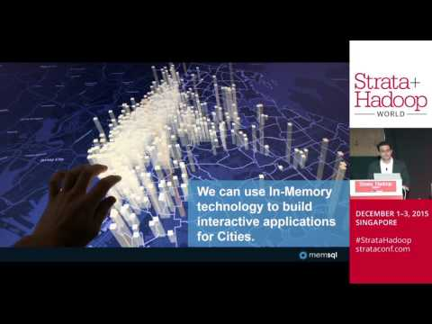 Modeling the Connected City of the Future with Kafka and Spark