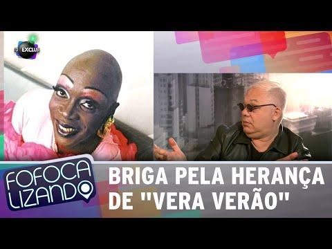 """Briga pela herança de Jorge Lafond, a eterna """"Vera Verão"""""""
