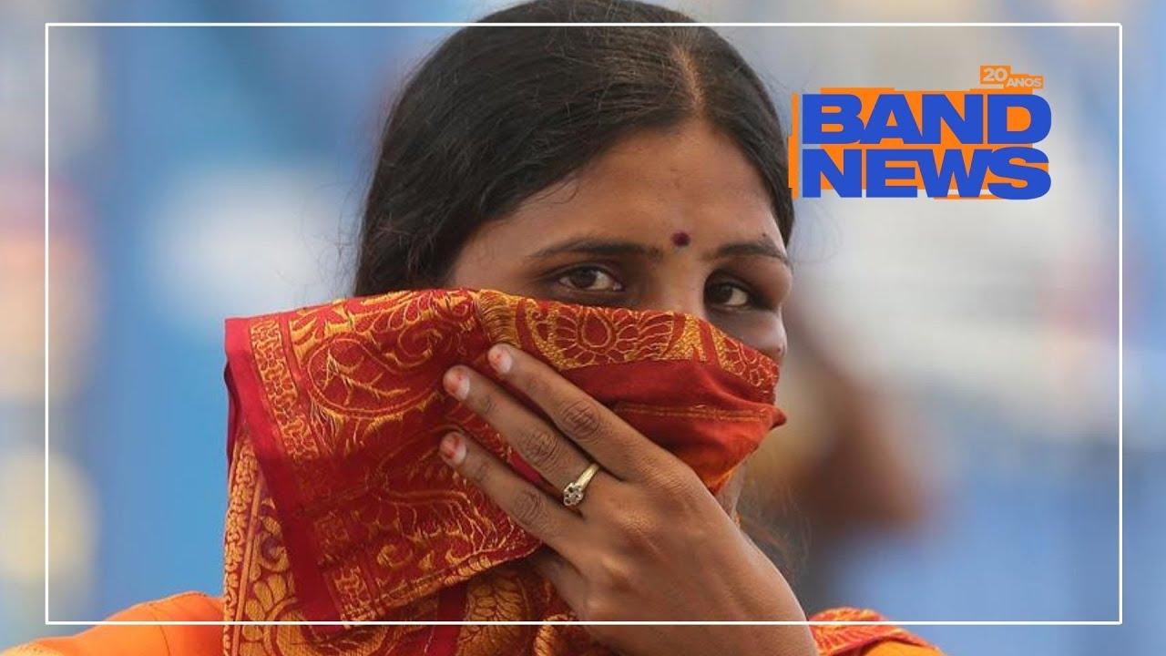 Índia registra mais de 126 mil casos em 1 dia