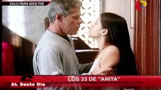 Repeat youtube video Los 33 años de Anita: Un homenaje a Mel Lisboa en el día de su cumpleaños (1/2)
