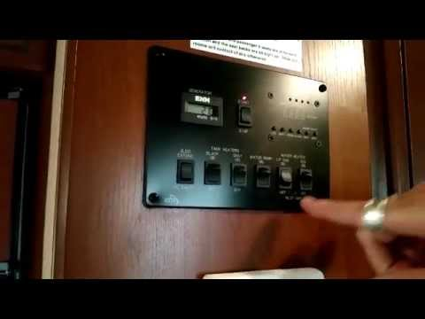 Motor Home - Interior Orientation - How-To Operate (2 of 2)
