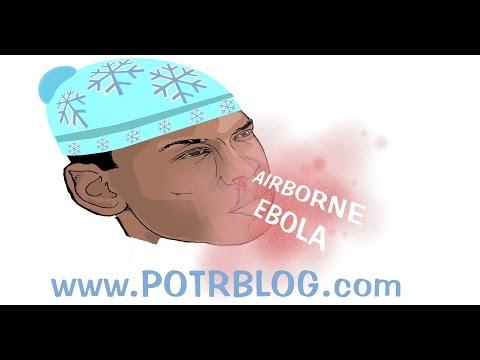 US Army: Ebola like FLU needs Winter Weather to go AIRBORNE