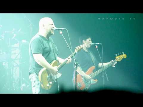 "The Pixies ""Cactus"" / ""Is she weird"" - Live @ Zenith - Nantes 2010.06.02"