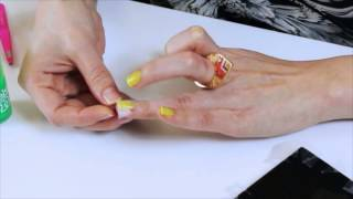 Scotch® Magic™ Nail Art Neon
