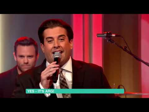 "This morning - James Argent ""The Arg Band"" - My Girl Cover"