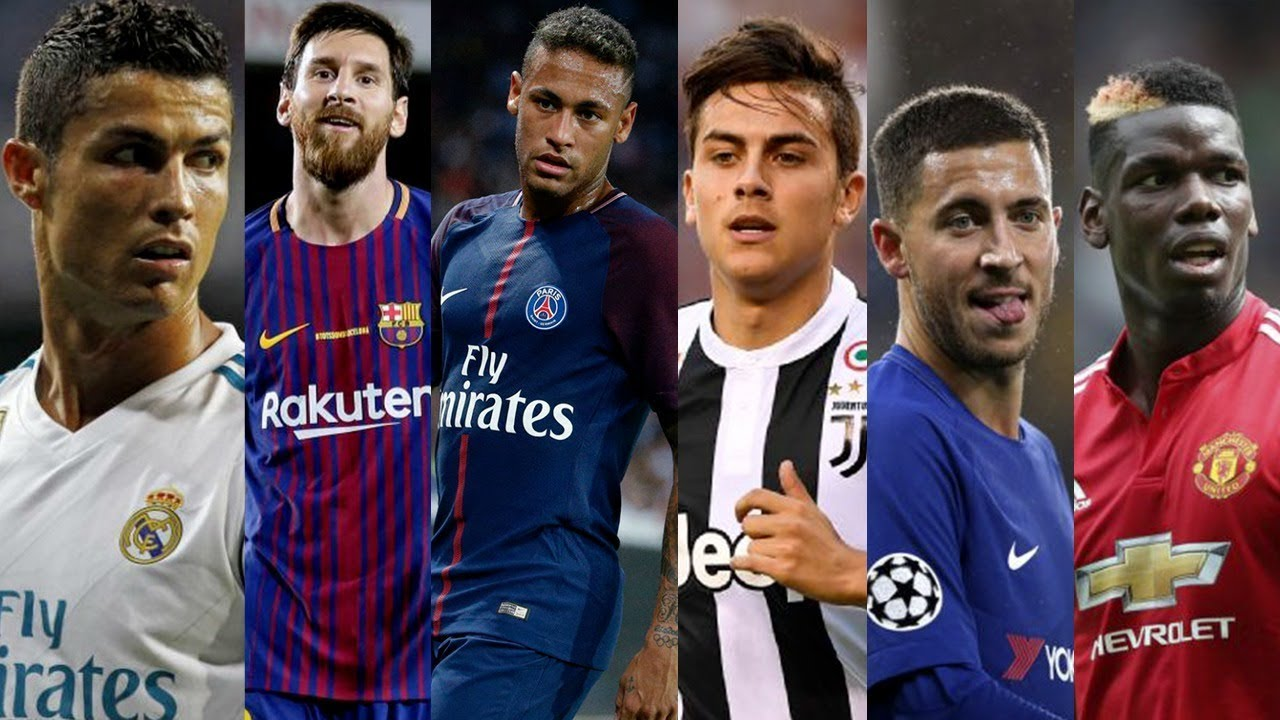 Download Best Football Skills Mix 2017 ● Messi ● Neymar ● Ronaldo ● Pogba ● Hazard ● Dybala ●   HD