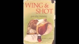 鳥猟犬訓練の最強バイブルです・・・