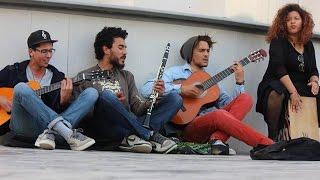 فن الشوارع في تونس ظاهرة جديدة تعيشها البلاد بعد الثورة