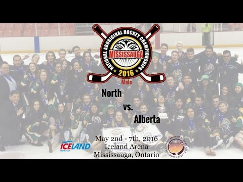 2016 NAHC - North vs. Alberta (Male)
