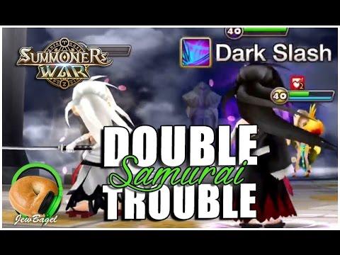 SUMMONERS WAR : Double Samurai Arena (Tosi & Sige)