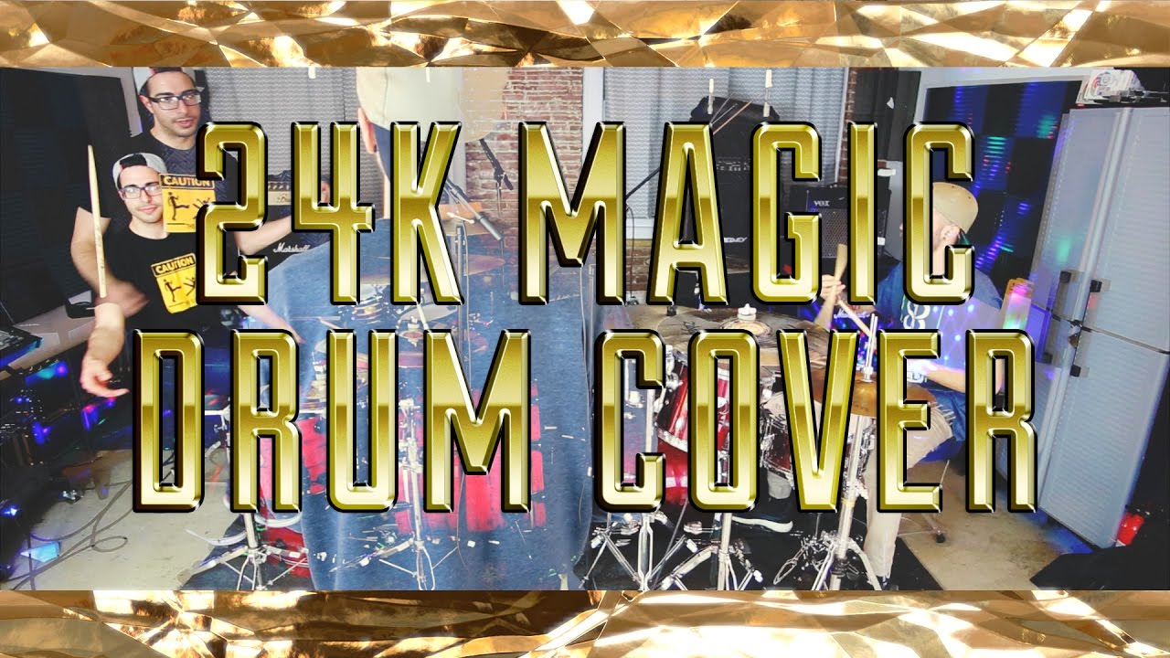 Shakeout - 24K Magic Drum Remix