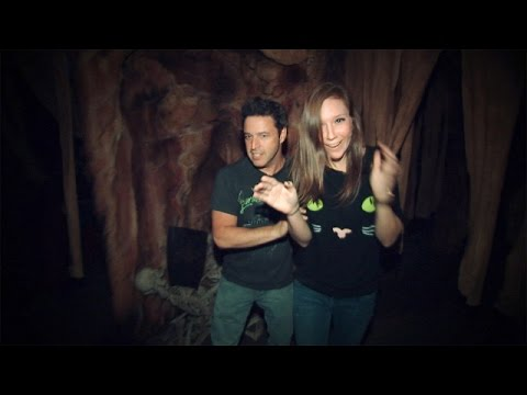 Thumbnail: Ellen's Favorite Moments: Andy and Jacqueline Visit a Haunted House