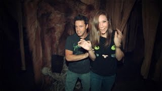 Ellen's Favorite Moments: Andy and Jacqueline Visit a Haunted House