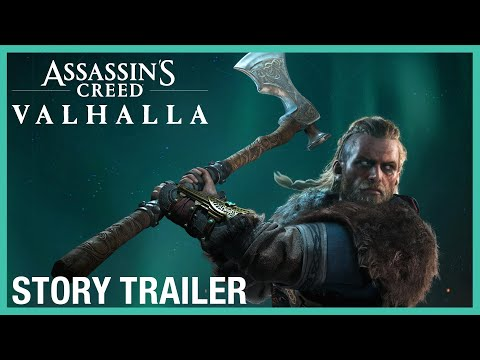 Assassin's Creed Valhalla: Story Trailer | Ubisoft [NA]