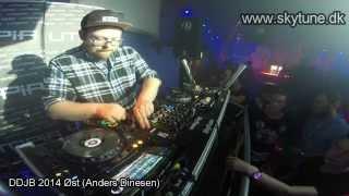 Danish Deejay Battle 2014 Semifinale - Anders Dinesen
