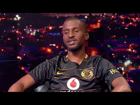 Thomas Mlambo interviews footballer Bhongolwethu Jayiya