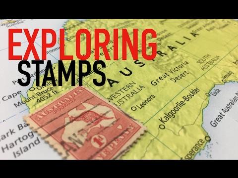 Australia's 1st Stamp - S1E9