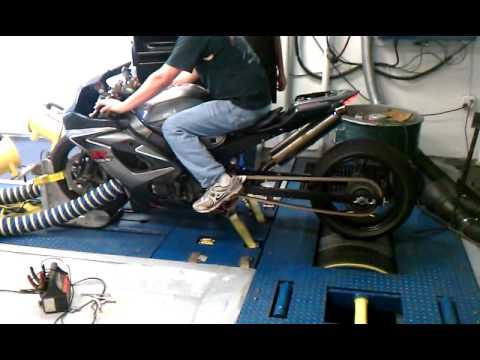 Individual throttle body setup