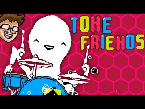 Octopus Drumkit! - Tone Friends