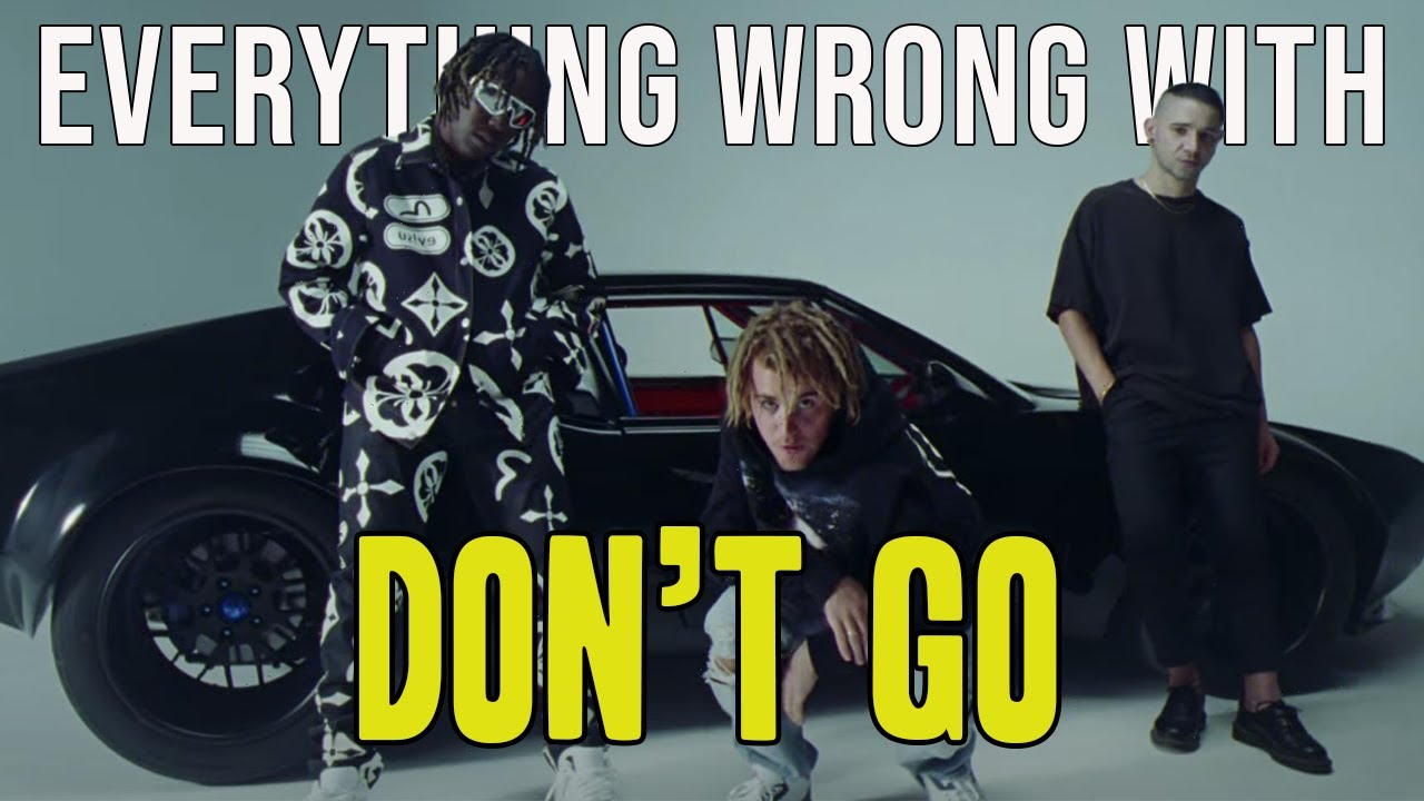 """Everything Wrong With Skrillex, Justin Bieber, and Don Toliver - """"Don't Go"""""""