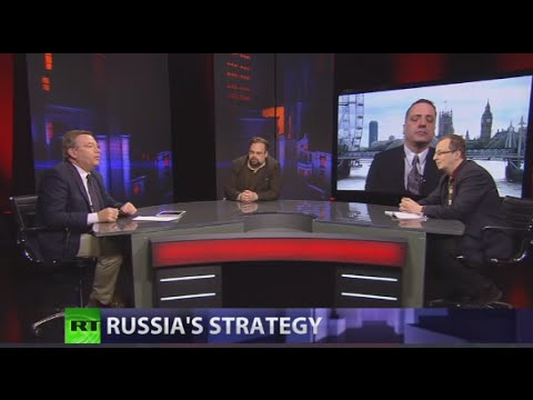 CrossTalk on Middle East: Russia's strategy
