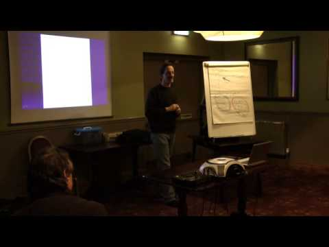 Roger Walker - Trusts at Truthjuice Birmingham on  5th June 2012
