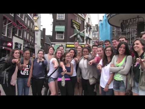 Edutravel/ Penn State University/ Summerschool/ first part