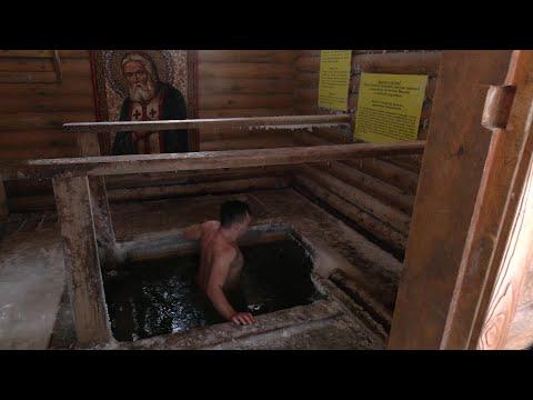 19 января православные жители Марий Эл отпраздновали Крещение Господне