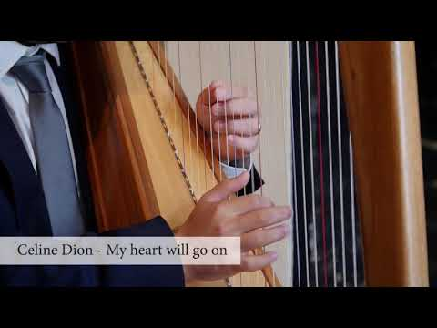 1990s - Mark Levin Harpist