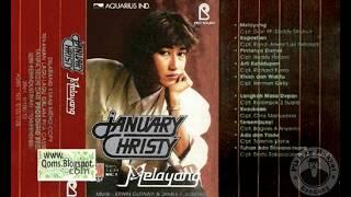 Januari Christy Koleksi Lagu Legendaris MELAYANG Tahun 90 an