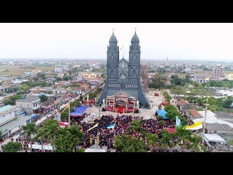 Thánh Lễ Chính Tiệc Tuần Chầu Đền Thánh Đại Đồng 2017
